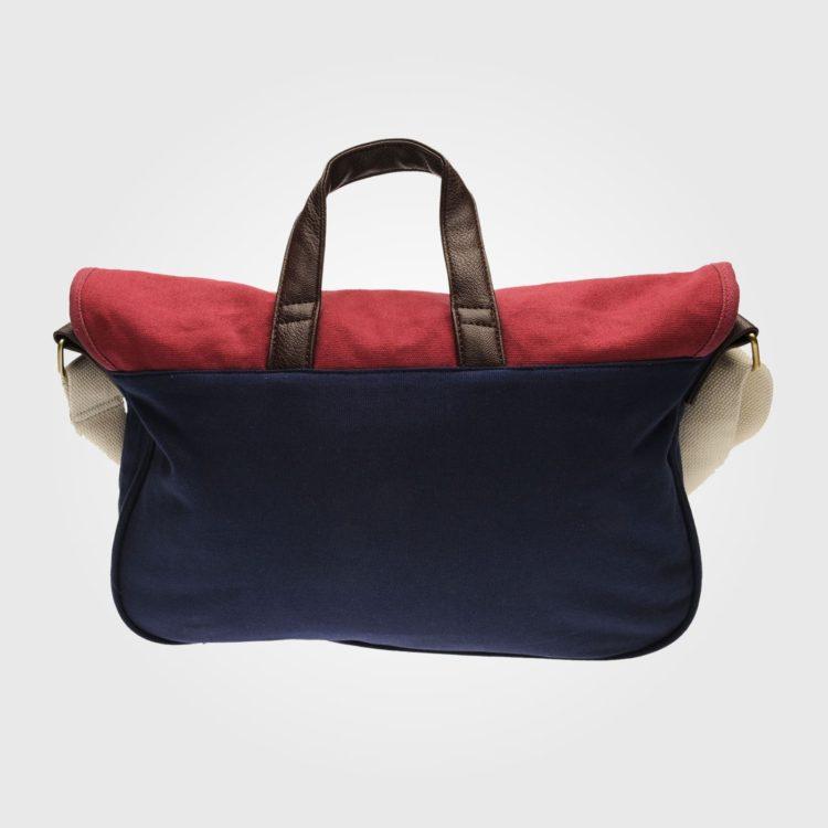 Городская сумка SoulCal Contrast Navy/Red