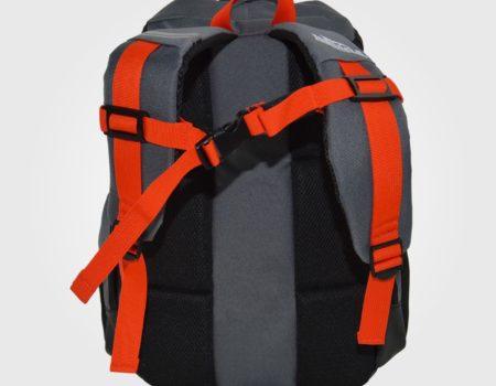 Рюкзак Lonsdale Niagara Charcoal Orange