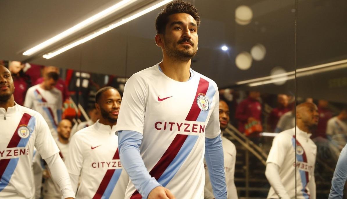 Nike форма Ман Сити