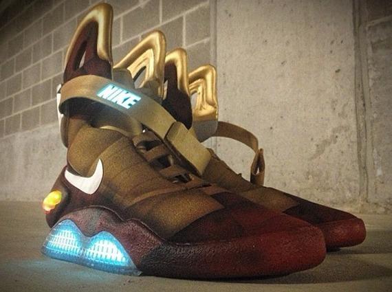 "Nike запатентовала костюм для ""Железного человека"""