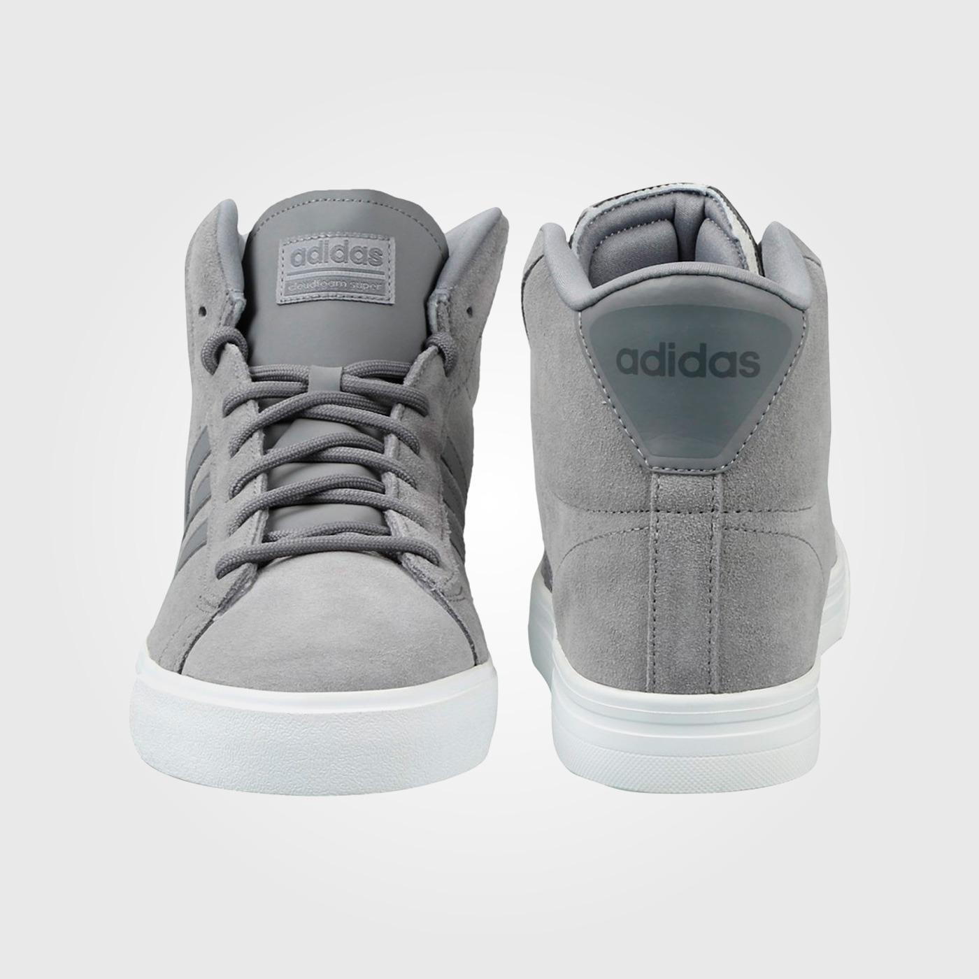 Кроссовки Adidas Cloudfoam Super Daily Mid