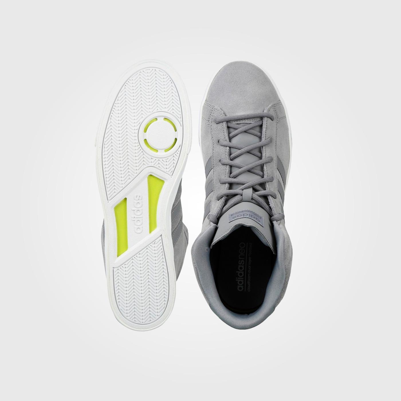 Кроссовки Adidas Cloudfoam Super Daily Mid Gray