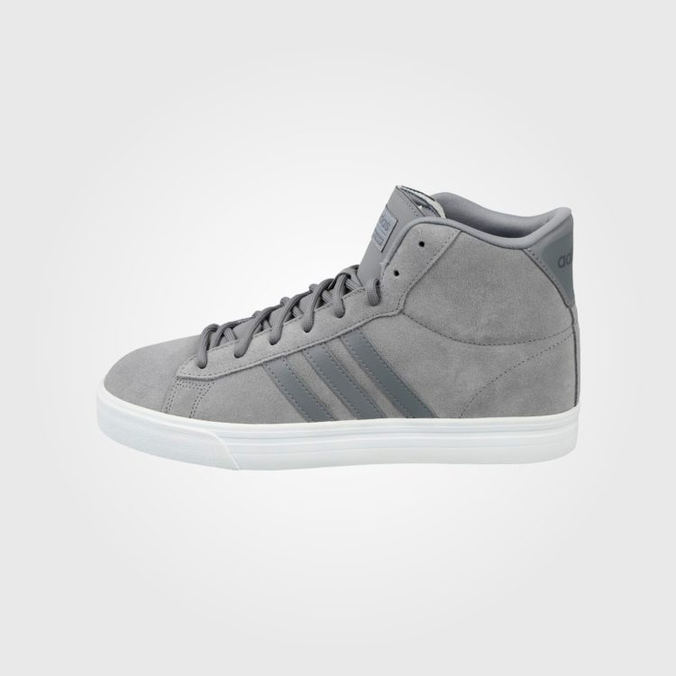 Кроссовки Adidas Cloudfoam Super Daily Mid Gray