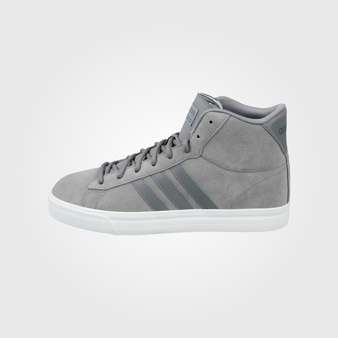 29d06218c110 Кроссовки Adidas Cloudfoam Super Daily Mid Gray   Giga