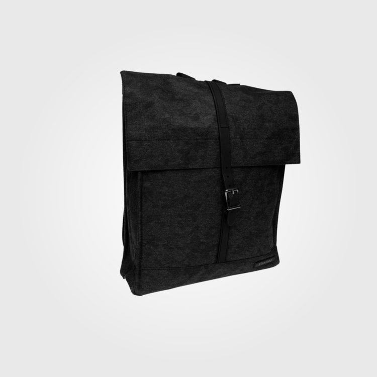Рюкзак Firetrap Herringbone Charcoal/Black
