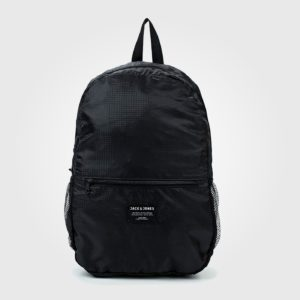 Рюкзак Jack and Jones Fold Black
