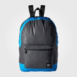 Рюкзак Herschel Packable Daypack Black Reflective/Neon