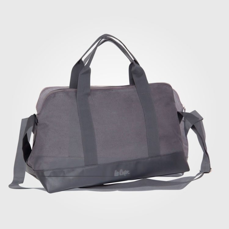Сумка Lee Cooper Travel Holdall Grey