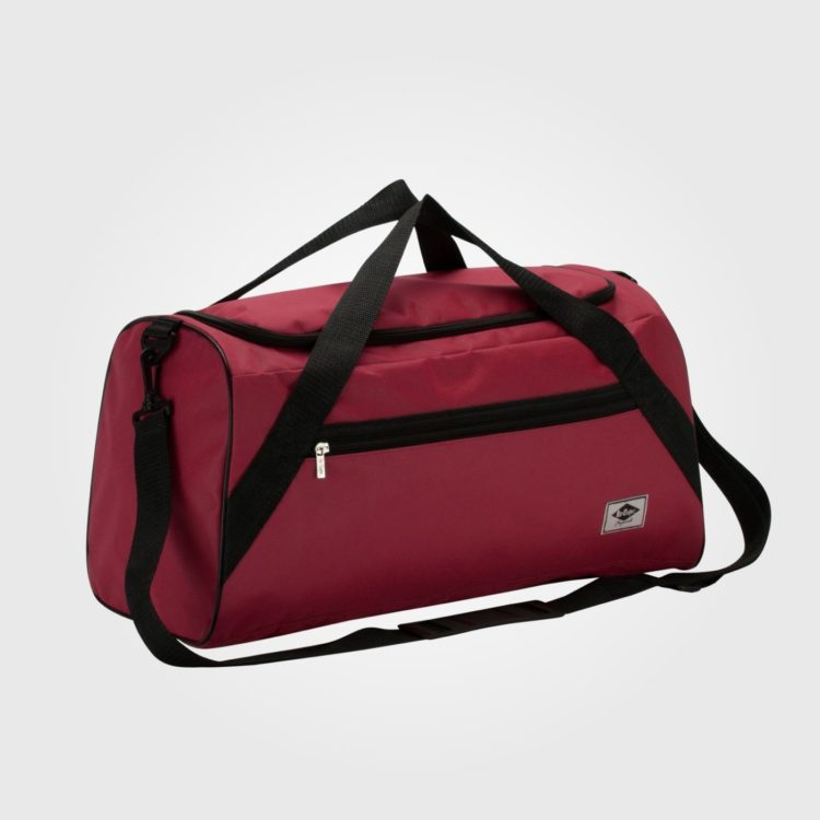 Сумка Lee Cooper Essentials Holdall Burgundy