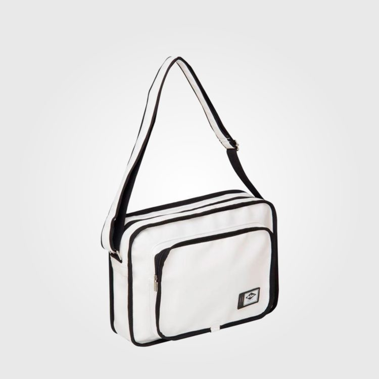 Сумка Lee Cooper PU Flight White/Black