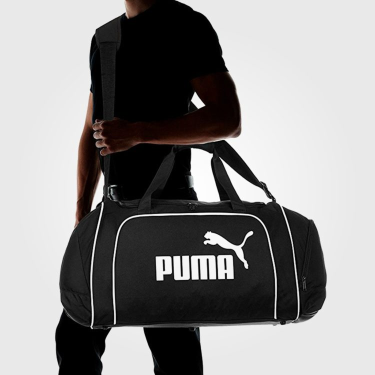 Сумка Puma Large Team Black/White