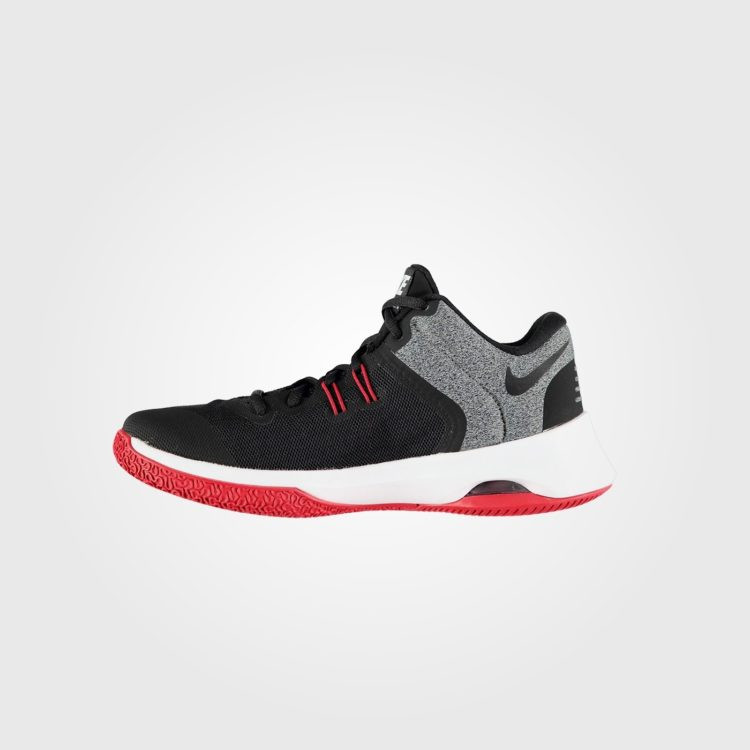 Кроссовки Nike Air Versitile II Trainers Mens Black/White/Red
