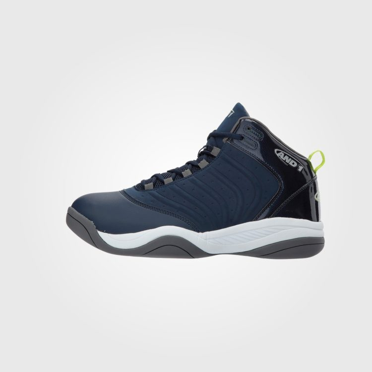 Кроссовки AND1 The Drive Navy/Yellow/White