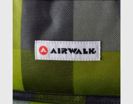 Рюкзак Airwalk All Over Print Lime/Charcoal