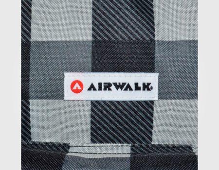 Рюкзак Airwalk All Over Print Black/Grey
