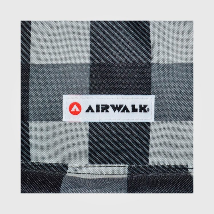 Рюкзак Airwalk All Over Print Black/Grey