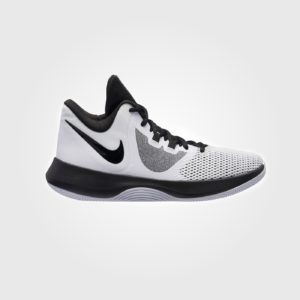Кроссовки Nike Air Precision 2 Mens White/Black