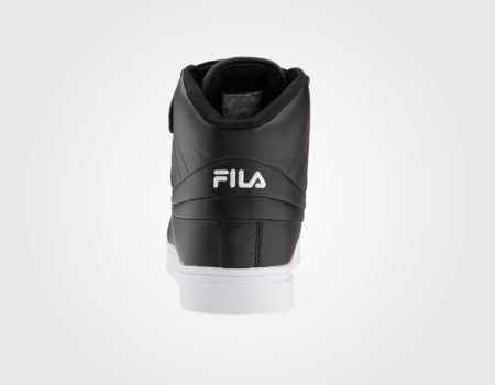 Кроссовки Fila Vulc 13 Mid Plus Black/White