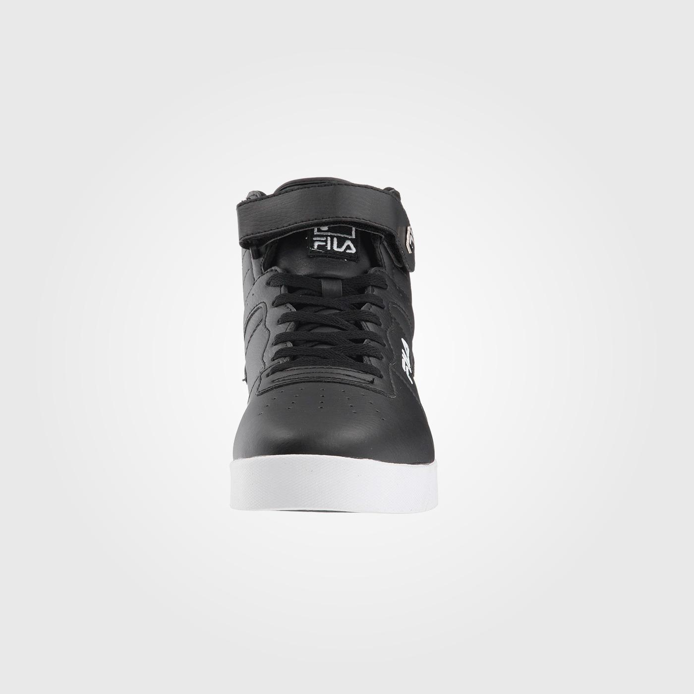 Кроссовки Fila Vulc 13 Mid Plus Black/White