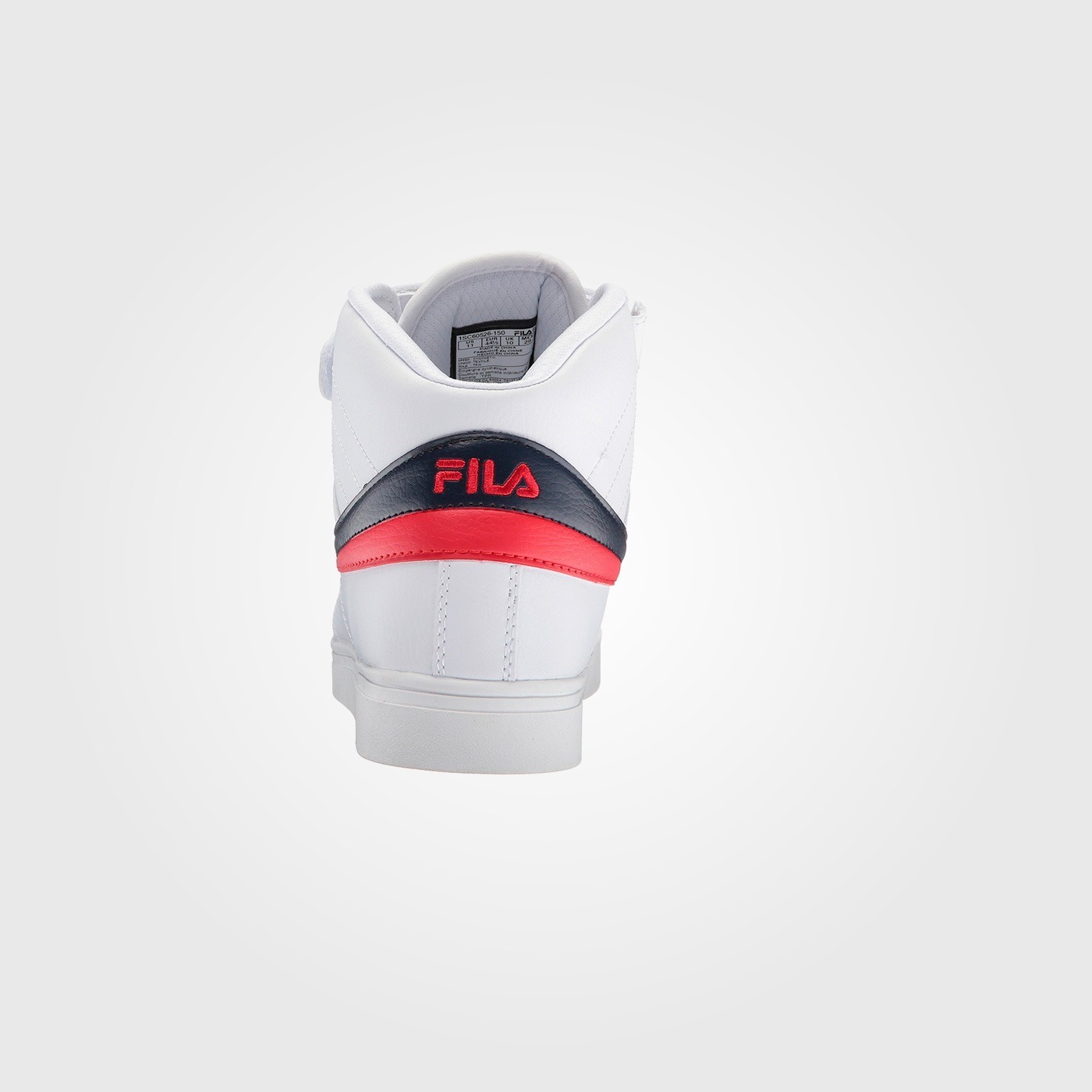 Кроссовки Fila Vulc 13 Mid Plus White/Navy/Red