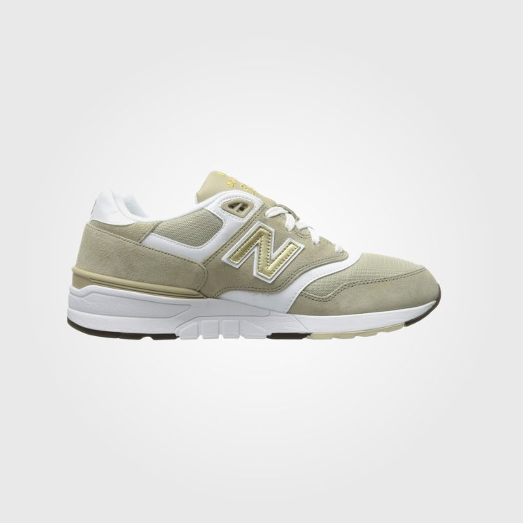 Кроссовки New Balance Classics ML597 Trench/White
