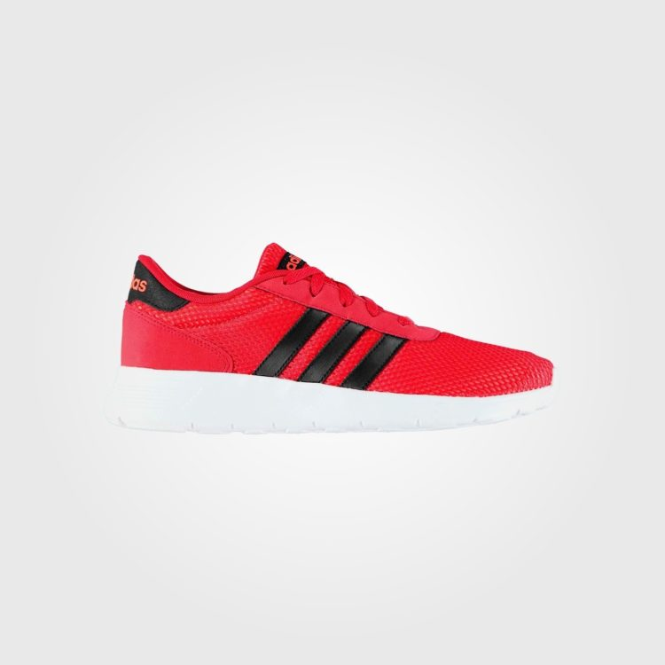 Кроссовки Adidas Lite Racer Trainers Red/Black/White
