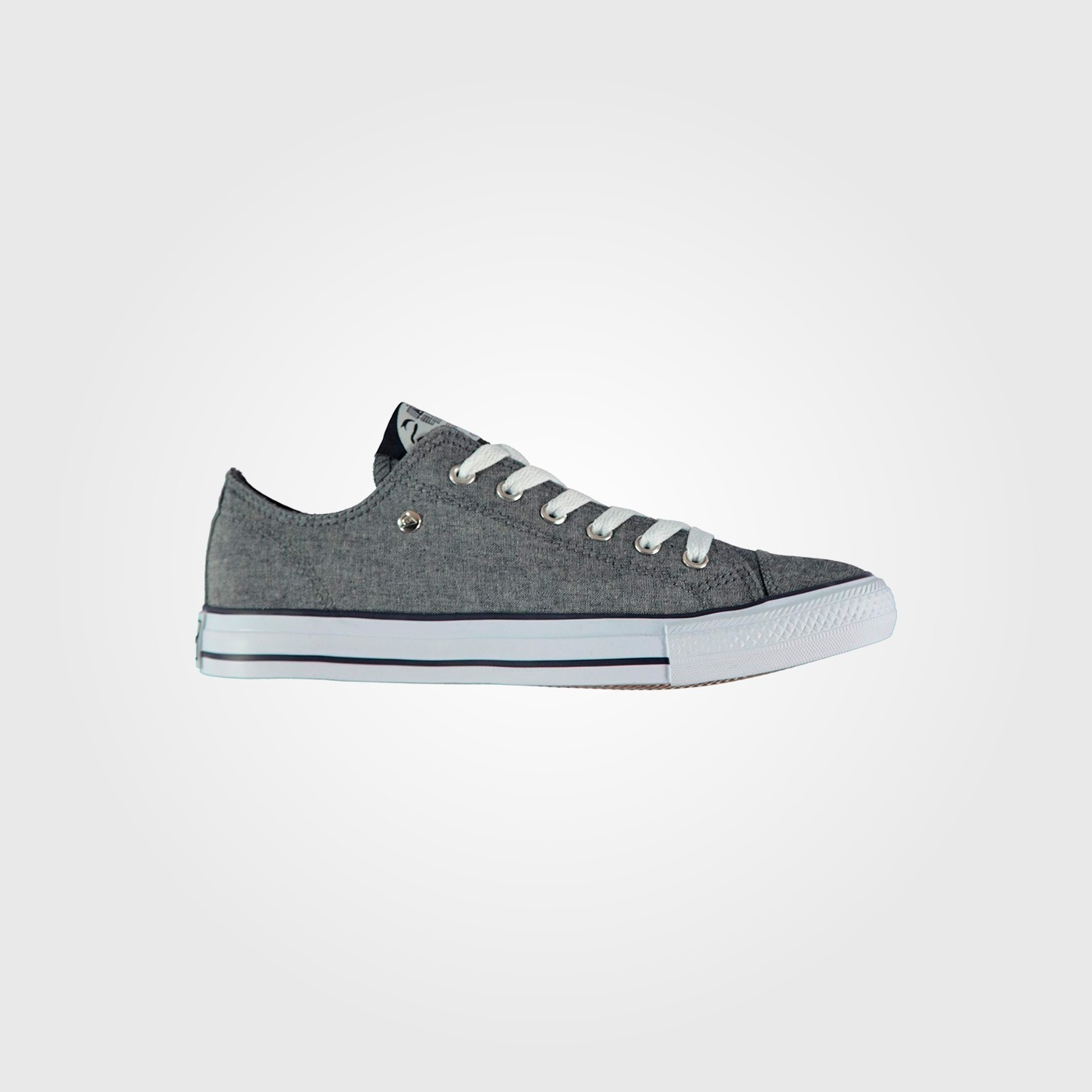 Кроссовки Dunlop Canvas Low Top Trainers Navy/Chambray