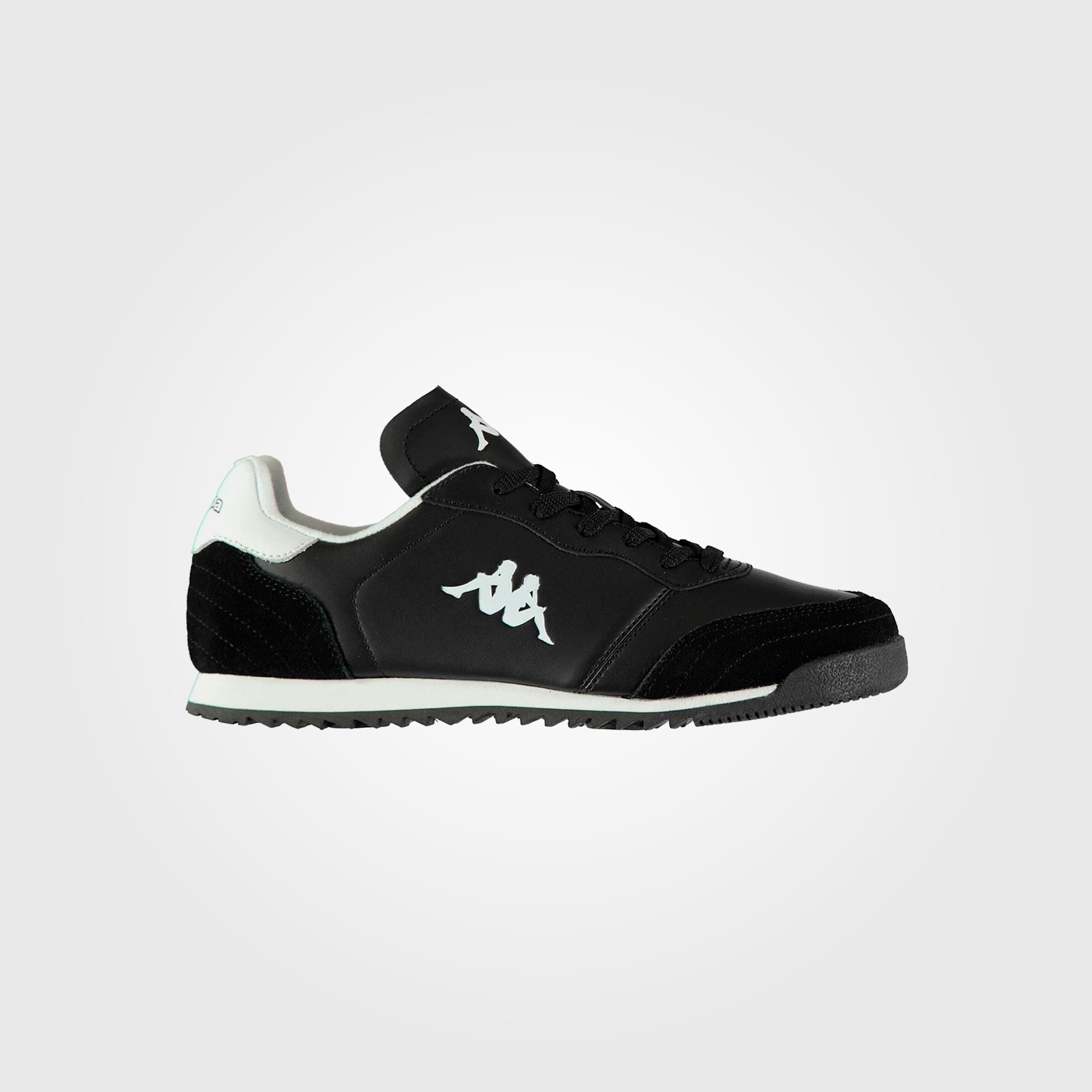 Кроссовки Kappa Denser DLX Trainers Black/White
