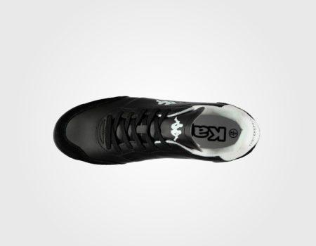 Кроссовки Kappa Denser DLX Trainers Black/White