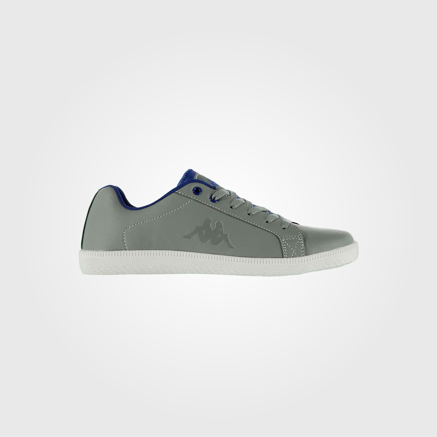 Кроссовки Kappa Frid Trainers Grey/Blue Navy