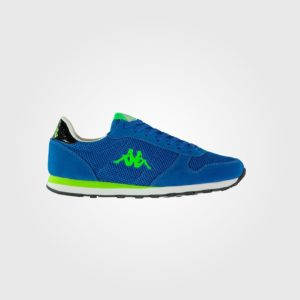 Кроссовки Kappa Neelix DLX Snr 90 Royal/Green