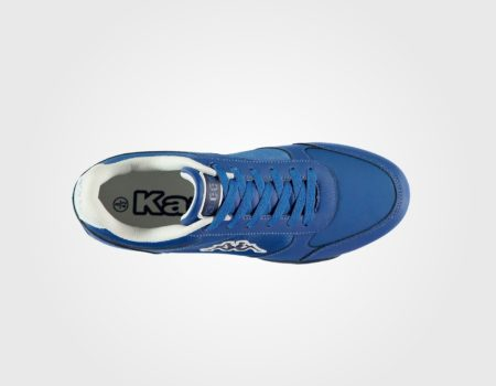 Кроссовки Kappa Rannock DLX Trainers Royal/Navy