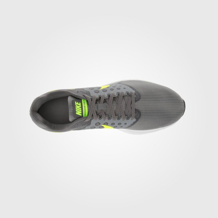 Кроссовки Nike Downshifter 7 Cool Grey/Volt/White