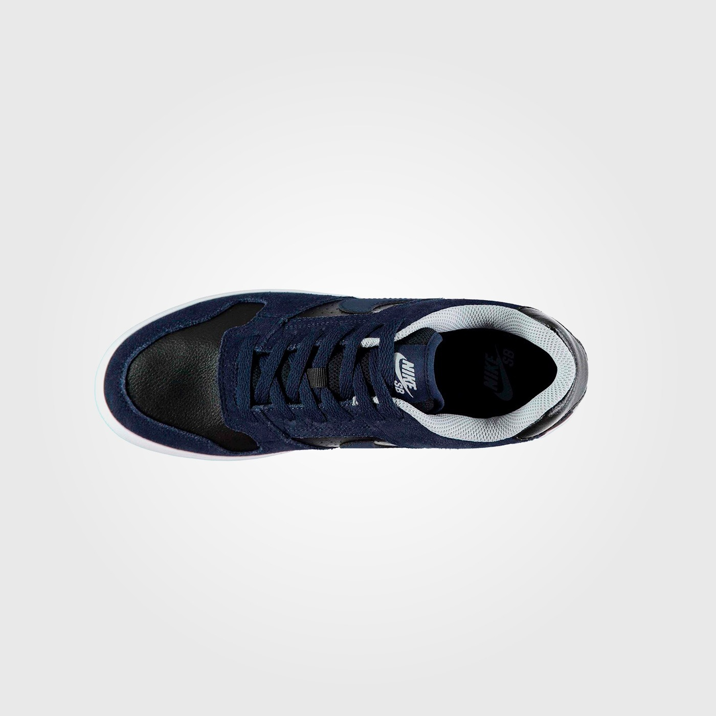 Кроссовки Nike Skateboard Delta Force Mens Skate Navy/Black