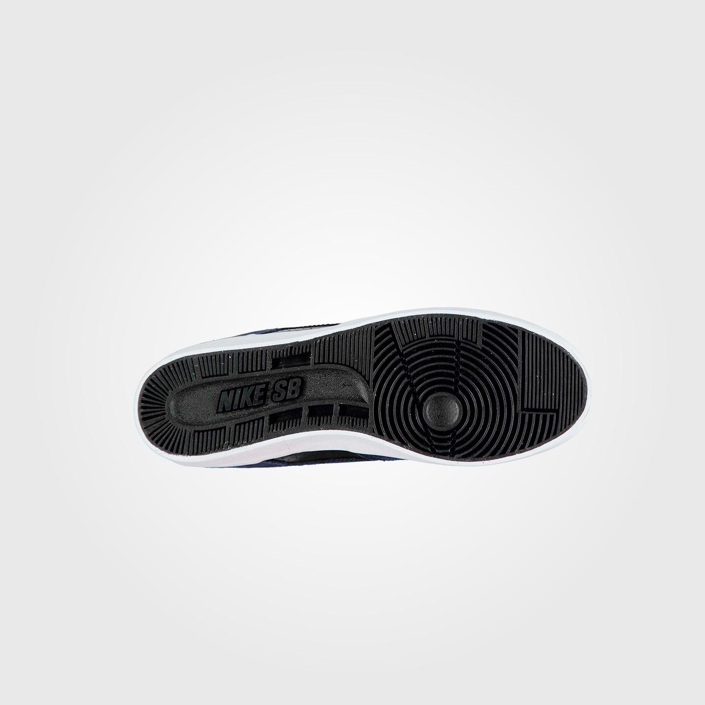 Кроссовки Nike Skateboard Delta Force Mens Skate Navy/Black