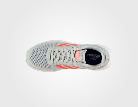 Кроссовки Adidas Cloudfoam Element Racer Grey/Red/White