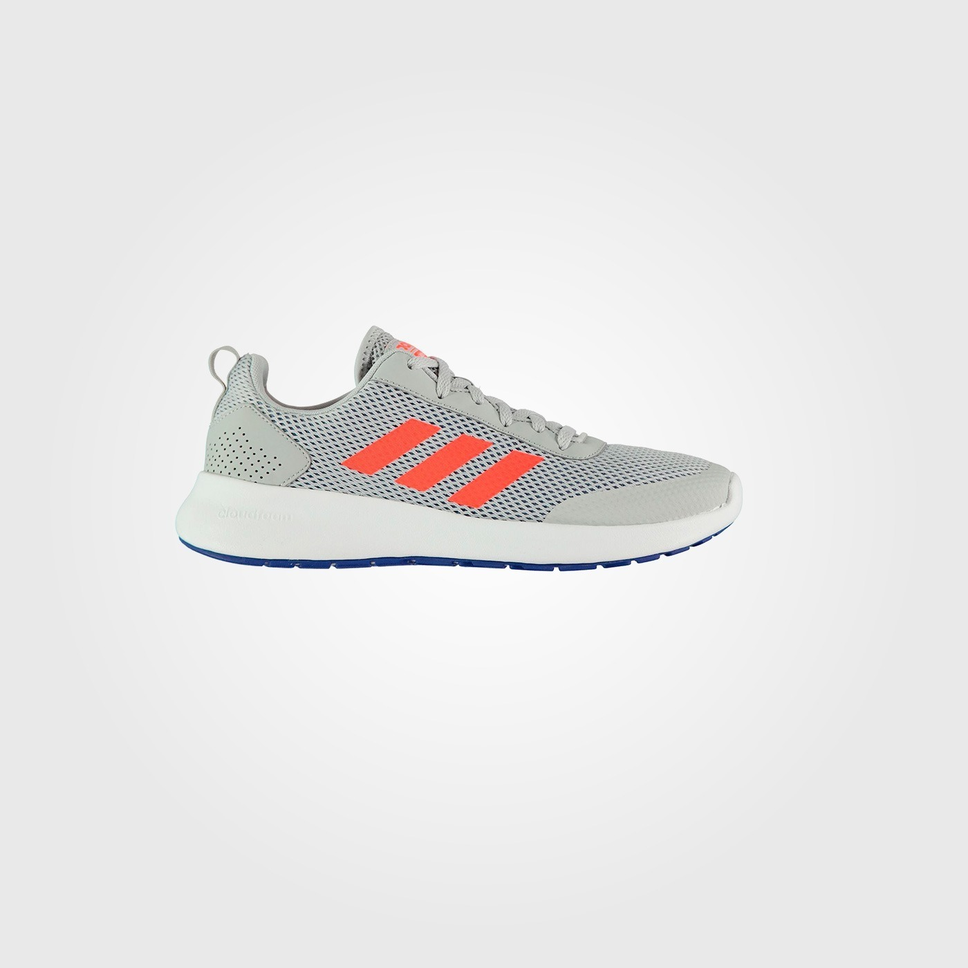 Кроссовки Adidas Cloudfoam Element Racer Grey/Red/White