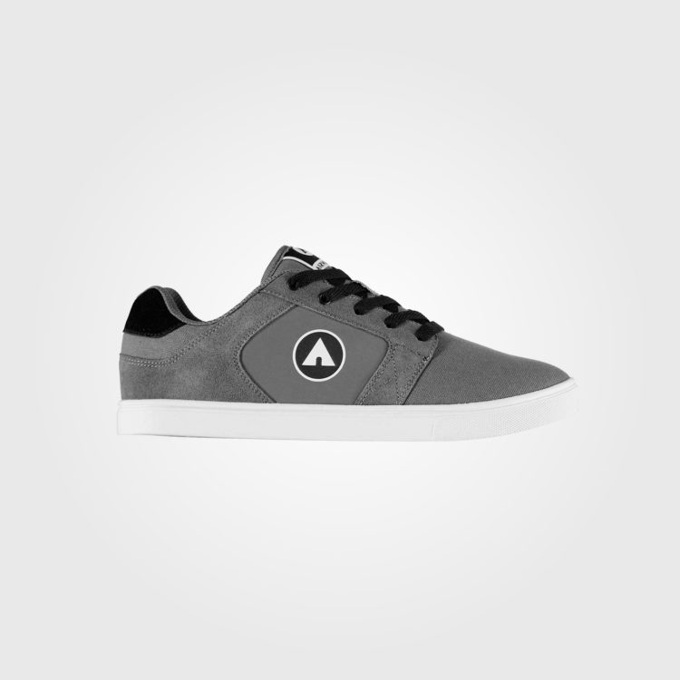 Кроссовки Airwalk Musket Mens Skate Shoes Grey