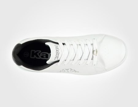 Kappa Maresas DLX Trainers White/Black