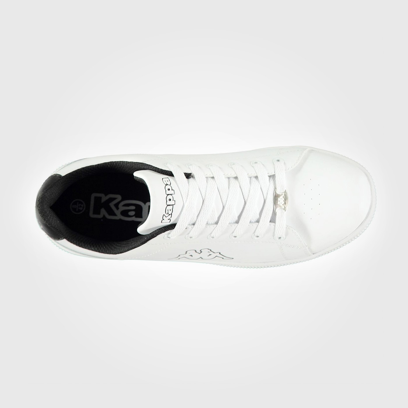 Кроссовки Kappa Maresas DLX Trainers White/Black