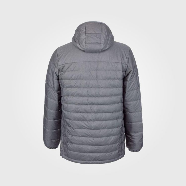 Куртка Lee Cooper Lightweight Hooded down Mens Grey