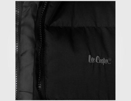 Куртка Lee Cooper 2 Zip Bubble Mens Black