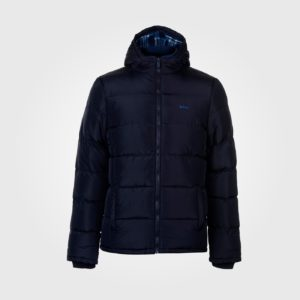 Куртка Lee Cooper 2 Zip Bubble Mens Navy
