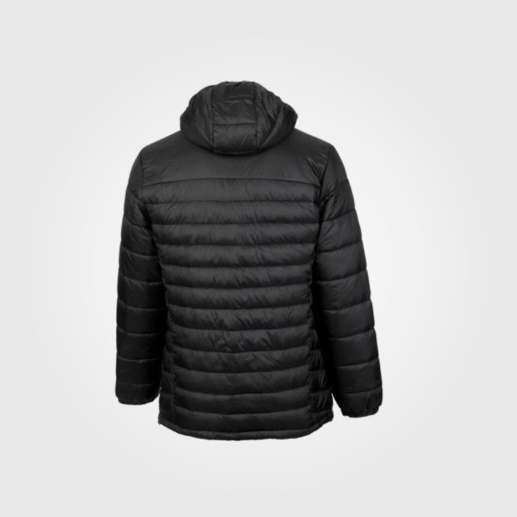 Куртка Lee Cooper Lightweight Hooded down Mens Black