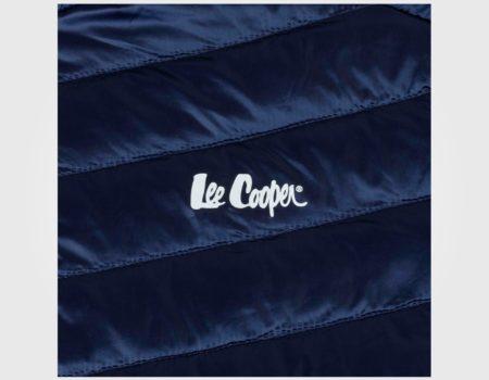 Куртка Lee Cooper Lightweight Hooded down Mens Navy