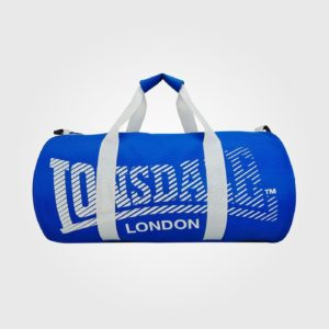 Сумка Lonsdale Barrel Blue/White