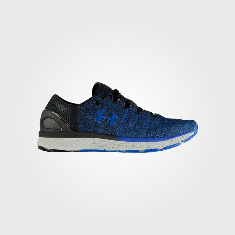 Кроссовки Under Armour Charged Bandit 3 Mens Running Blue/Black