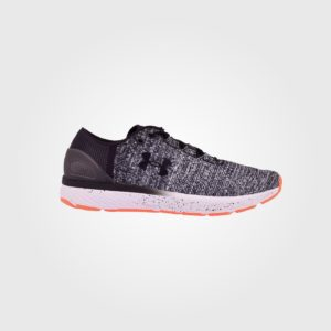 Кроссовки Under Armour Charged Bandit 3 Mens Running White/Black