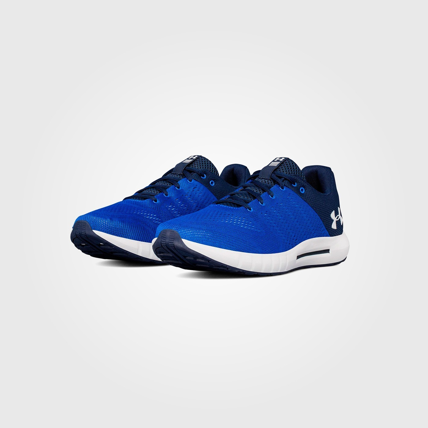 Кроссовки Under Armour Micro G Pursuit Mens Trainers Blue