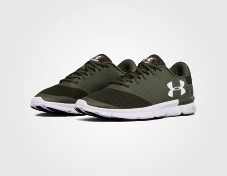 Кроссовки Under Armour Micro G Speed Swift 2 Mens Green